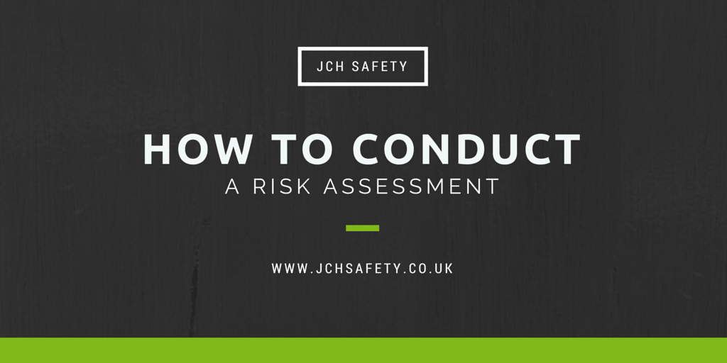 How to conduct a Risk Assessment Coventry