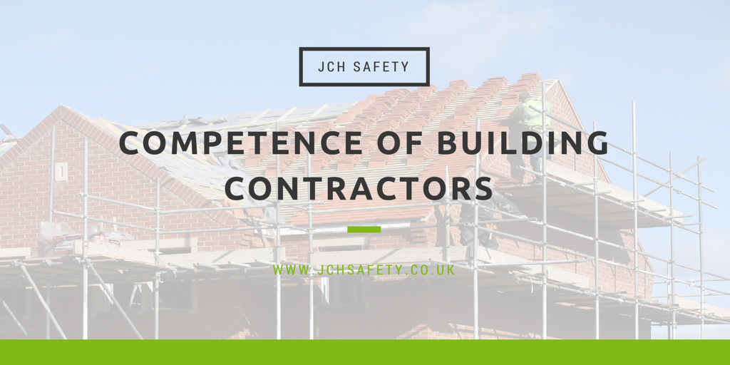 Building Contractor Risk Assessment